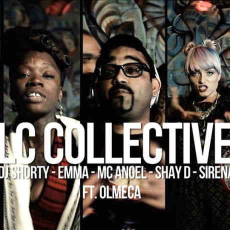 LC COLLECTIVE FT. OLMECA (OFFICIAL VIDEO) – REVOLUTION
